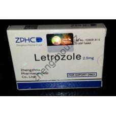 Купить Letrozole (Летрозол) ZPHC 50x50 по лучшей цене
