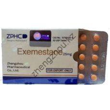 Купить Exemestane (Экземестан) ZPHC 50x25 по лучшей цене