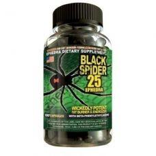 Жиросжигатель Black Spider 25 (100 капсул) ЭКА