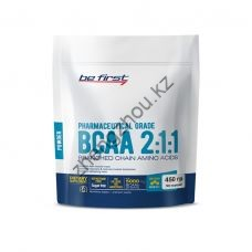 BCAA 2:1:1 Be First Powder (450 гр)