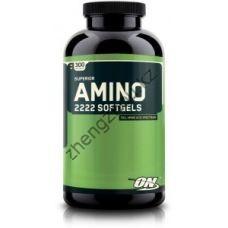 Аминокислоты Optimum Nutrition Superior Amino 2222 SOFTGELS (300 таб)