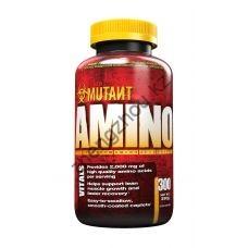 Аминокислоты Mutant Amino (300 таблеток)