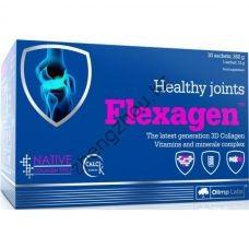 Средсвто для суставов и связок Olimp Flexagen (30 порций)