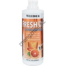 Мультивитаминный комплекс Weider Fresh Up Concentrate 1л (апельсин)