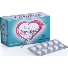 Дапоксетин Everlast 60 Alpha Pharma 10 таблеток (1таб/ 60мг)