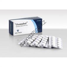 Купить Oxanabol (Оксандролон, Анавар) Alpha Pharma 50 таблеток (1таб 10 мг) по лучшей цене