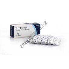 Купить Oxydrolone (Оксиметолон, Анаполон) Alpha Pharma 50 таблеток (1таб 50 мг) по лучшей цене