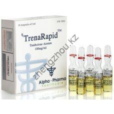 Тренболон ацетат Alpha Pharma 10 ампул по 1мл (1амп 100 мг)