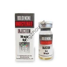 Болденон British Dispensary балон 10 мл (200 мг/1 мл)
