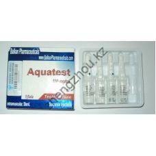 Купить Aquatest (Суспензия Тестостерона) Balkan 10 ампул по 1мл (1амп 100 мг) по лучшей цене