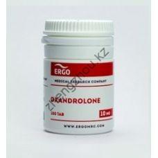Оксандролон Ergo 100 таблеток (1таб 10 мг)