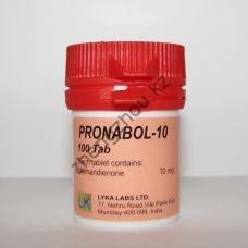 Метан Lyka Labs 100 таблеток (1таб 10 мг)