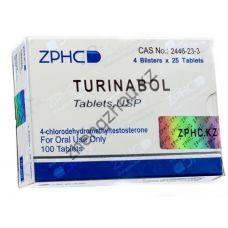 Купить Туринабол ZPHC в Алматы, (Turinabole) 100 таблеток (1таб 10 мг) по лучшей цене