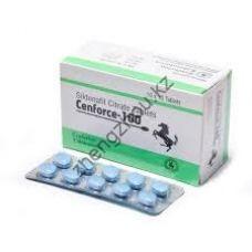 Виагра (силденафил) CENFORCE 100 мг 1 таблетка (10 таблеток)