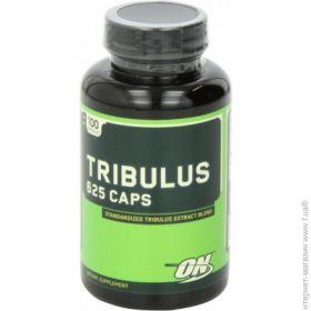 Бустер тестостерона Optimum Nutrition Tribulus 625 100 капсул