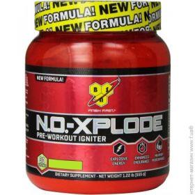 Энергетик BSN N.O.- Xplode (555гр) 30 порций