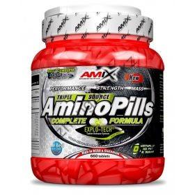 Аминокислоты AMIX Amino Pills 660 таблеток