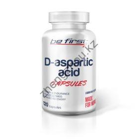 DDA Be First D-Aspartic Acid (120 капсул)