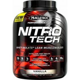 Многокомпонентный протеин NitroTech MUSCLETECH (1,81 кг)