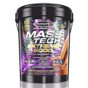 Гейнер MuscleTech - Mass Tech Extreme 2000 (10кг)