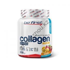 Коллаген Be First Collagen + Vitamin C ( 200 грамм)