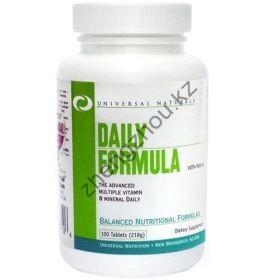Витамины Universal Nutrition Daily Formula 100 таб.