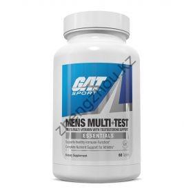 Витамины GAT Mens Multi + Test 150 таблеток