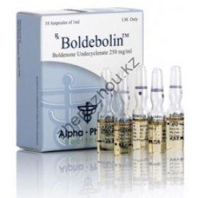 Boldebolin (Болденон) Alpha Pharma 10 ампул по 1мл (1амп 250 мг)