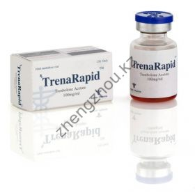 TrenaRapid (Тренболон ацетат) Alpha Pharma балон 10 мл (100 мг/1 мл)