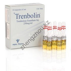 Тренболон Энантат Alpha Pharma 10 ампул (250 мг/1 мл)