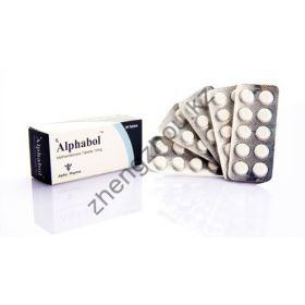 Метандиенон Alpha Pharma (Alphabol) 100 таблеток (1таб 10 мг) Индия