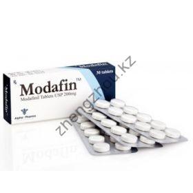 Модафинил Alpha Pharma 30 таблеток (1 таб/ 200 мг)