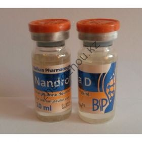 Нандролон деканоат Balkan Nandrolon D флакон 10 мл (200 мг/1 мл)