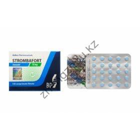 Станозолол (Strombafort) Balkan 100 таблеток (1таб 10 мг)
