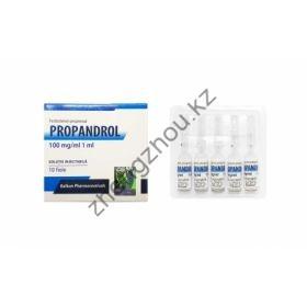 Тестостерон пропионат Balkan 10 ампул по 1мл (1амп 100 мг)
