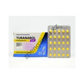 Turanabol (Туринабол) Balkan 100 таблеток (1таб 10 мг)