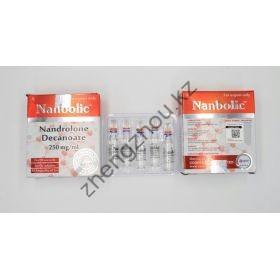 Нандролон деканоат Cooper 10 ампул по 1мл (1амп 250 мг)