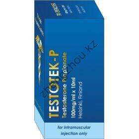 Testotek-P (Тестостерон пропионат) Devatek балон 10 мл (100 мг/1 мл)