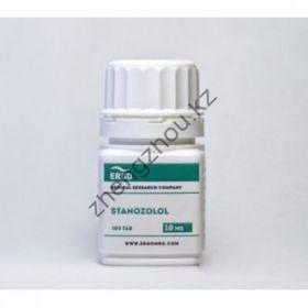 Станозолол ERGO 100 таблеток (1таб 10 мг)