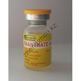 Enanthate 300 (Тестостерон энантат) Orion Pharma балон 10 мл (300 мг/1 мл)