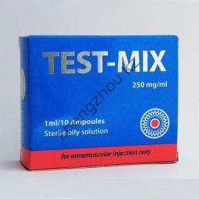 Тест-микс (oil) RADJAY 10 ампул по 1мл (1амп 250 мг)
