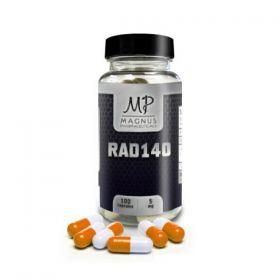 RAD140 Magnus 100 капсул (1 капсула/5 мг)