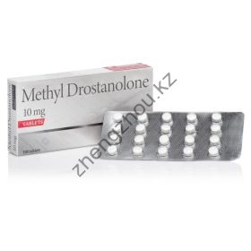 Метилдростанолон Swiss Remediess Methyl Drostanolone 100 таблеток (10мг/1таб)