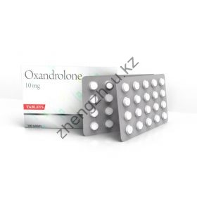 Оксандролон Swiss Remedies Oxandrolone 100 таблеток (1таб 10 мг)