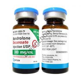 Нандролон деканоат Watson Nandrolone Decanoate флакон 10 мл (325 мг/1 мл)