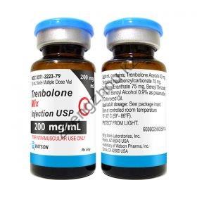 Микс тренболона Watson Trenbolone Mix флакон 10 мл (200 мг/1 мл)