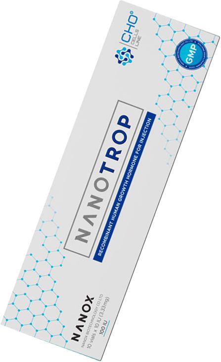 Гормон роста Nanotrop